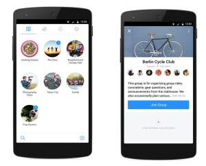 Facebook collaboratif