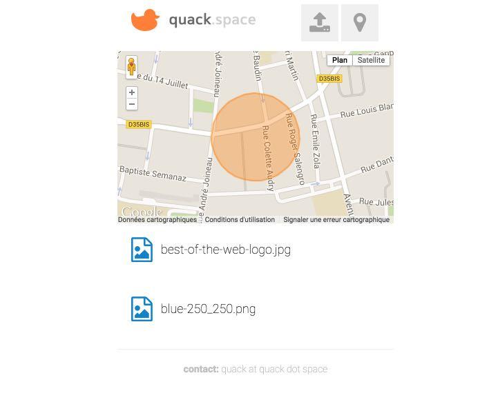 Quackspace