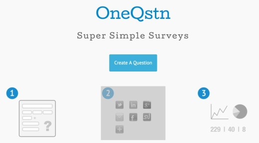 Onequestion