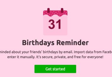 anniversaire souvenir