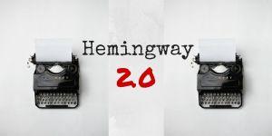 Hemingway 2.0 – 3 outils pour écrire en 2015 et 2017