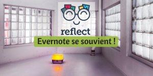 Reflect – Evernote se souvient