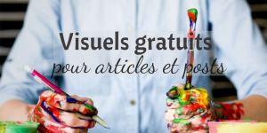Visuels gratuits pour articles et posts