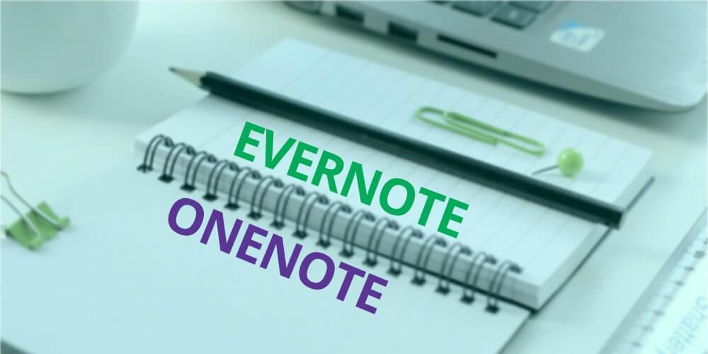 OneNote Evernote