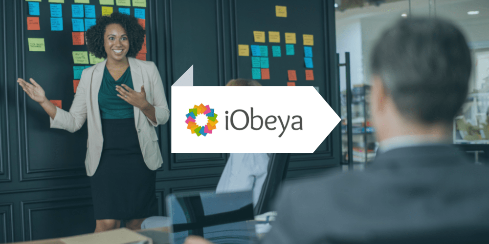 iObeya management visuel digital