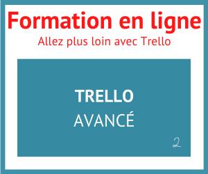 Formation Trello Avancé