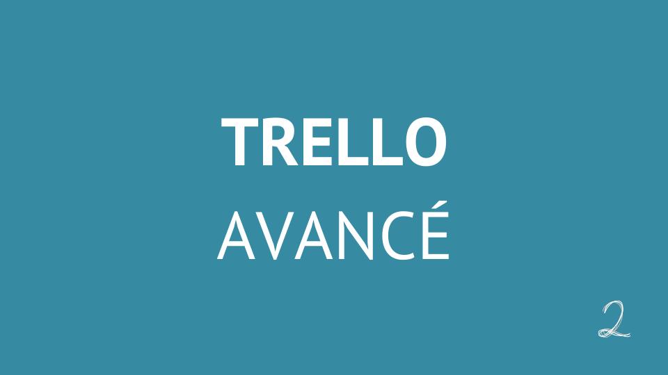 Formation Trello Avancé Butler