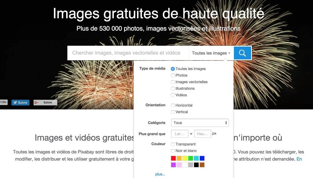 5 nouveaux sites pour trouver des photos libres de droits for Site pour trouver des hotels