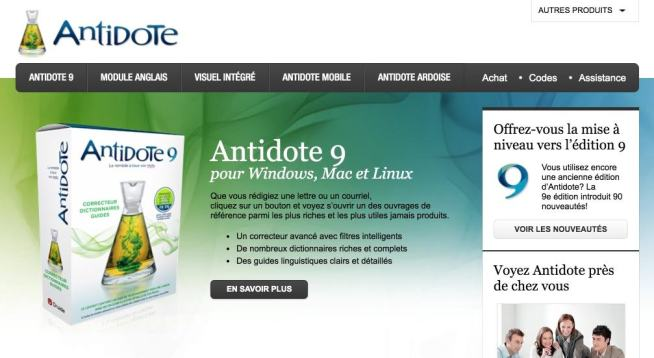 Antidote
