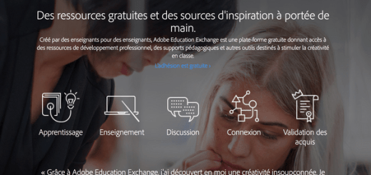 Adobe education Eschange