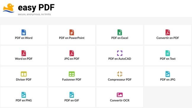 Easy PDF