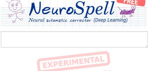 correcteur neuronal