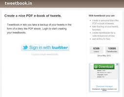TweetBook.in