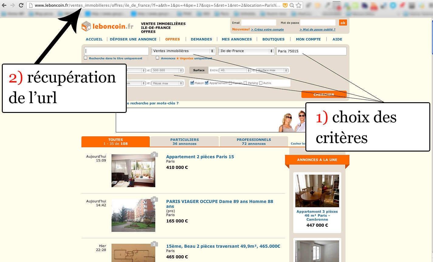lbc2rss installer une veille sur les annonces parues dans le bon coin les outils de la veille. Black Bedroom Furniture Sets. Home Design Ideas