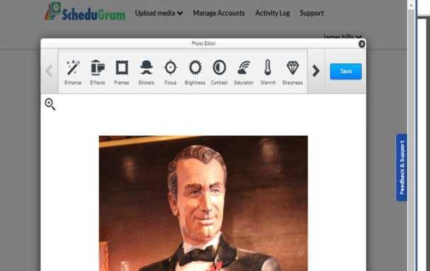 schedugram editeur