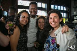 Out in Tech San Francisco | Holiday Mixer