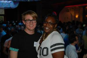 Out in Tech's May Social @ Hudson Terrace | New York | NY | United States