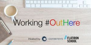 DC Kickoff Event | Working #OutHere @ WeWork White House | Washington | DC | United States