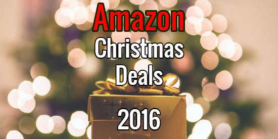 Amazon Deals for Christmas 2016 - What's HOT and What's NOT