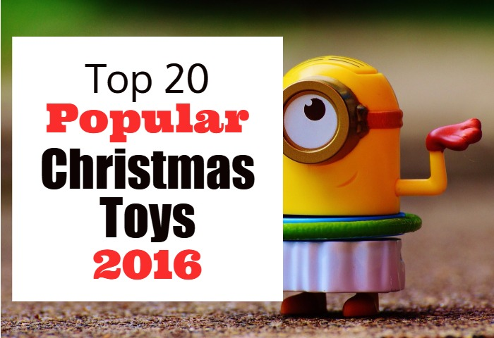 Popular Christmas Toys 2016 Best Toys for This Christmas