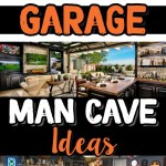Cheap And Easy Garage Man Cave Ideas You Can Diy On A Budget