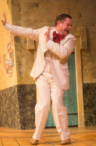 And @GrantORourke nominated for Best Male Performance for Tonino... and Zanetto! #CATS15 #VenetianTwins