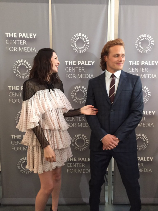 Cait and Sam 3 at Paley