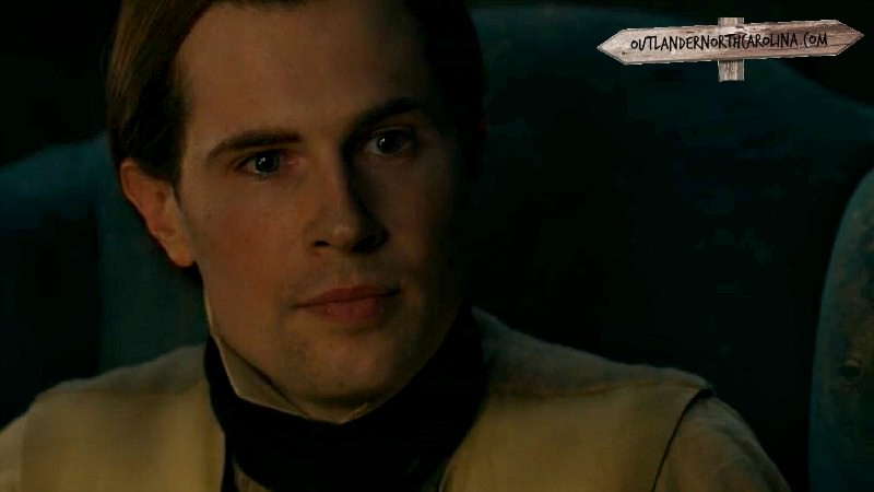 Outlander Episode 303 - Lord John Grey