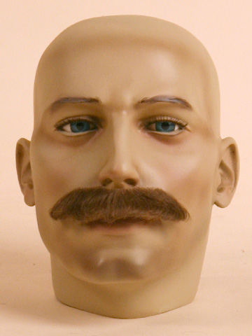 moustache-stand