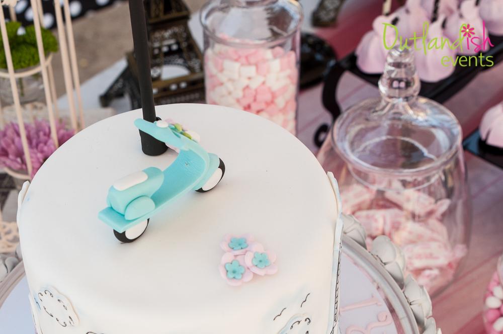 Paris High Tea Birthday Party Outlandish Events