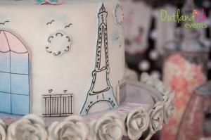 Paris High Tea Birthday Party