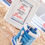 Nautical Glam Baby Shower | Best Event Planner in Johannesburg
