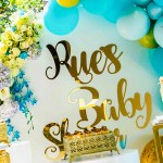 Luxe Baby Shower