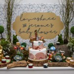 Woodlands Themed Baby Shower - Ishrat Joosub Outlandish Events