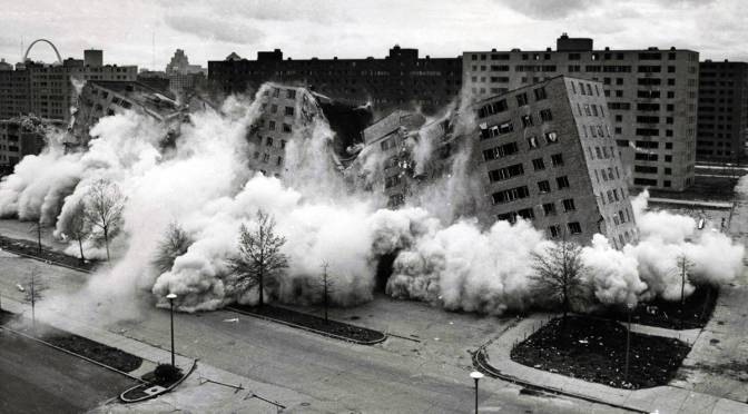PAPER | A Failure of Modernism: 'Excavating' Pruitt-Igoe