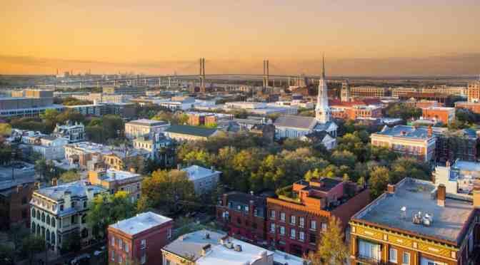 Urban Patterns | Savannah, Georgia USA