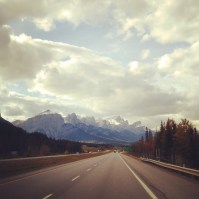 #roadtrip through the #rockymountains #Alberta