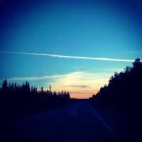 catharsis of the open road #NorthernOntario