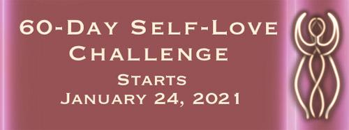 60-Day Self-Love Challenge starts January 24, 2021