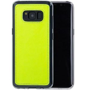 BACK CASE neon yellow