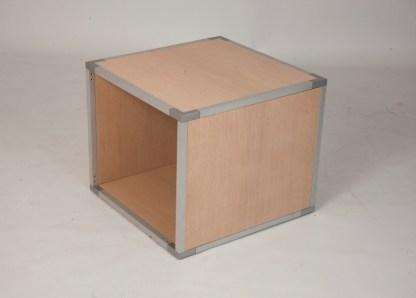 Tavolino Soho Beige 43x43x36 di Zanotta