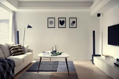Tappeto di lana 100% modello Mondrian 170x240x3 cm