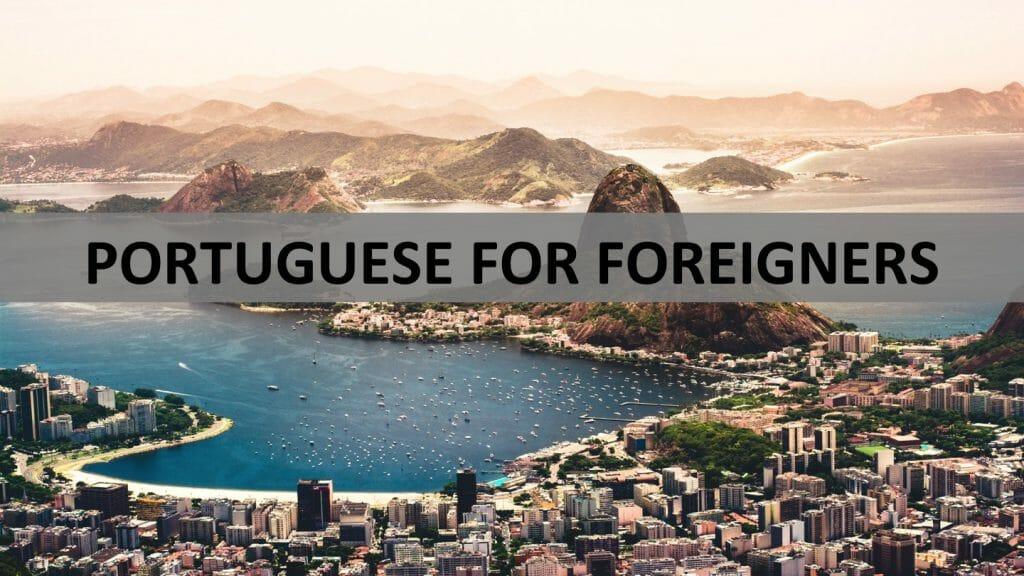 Cursos Português para Estrangeiros