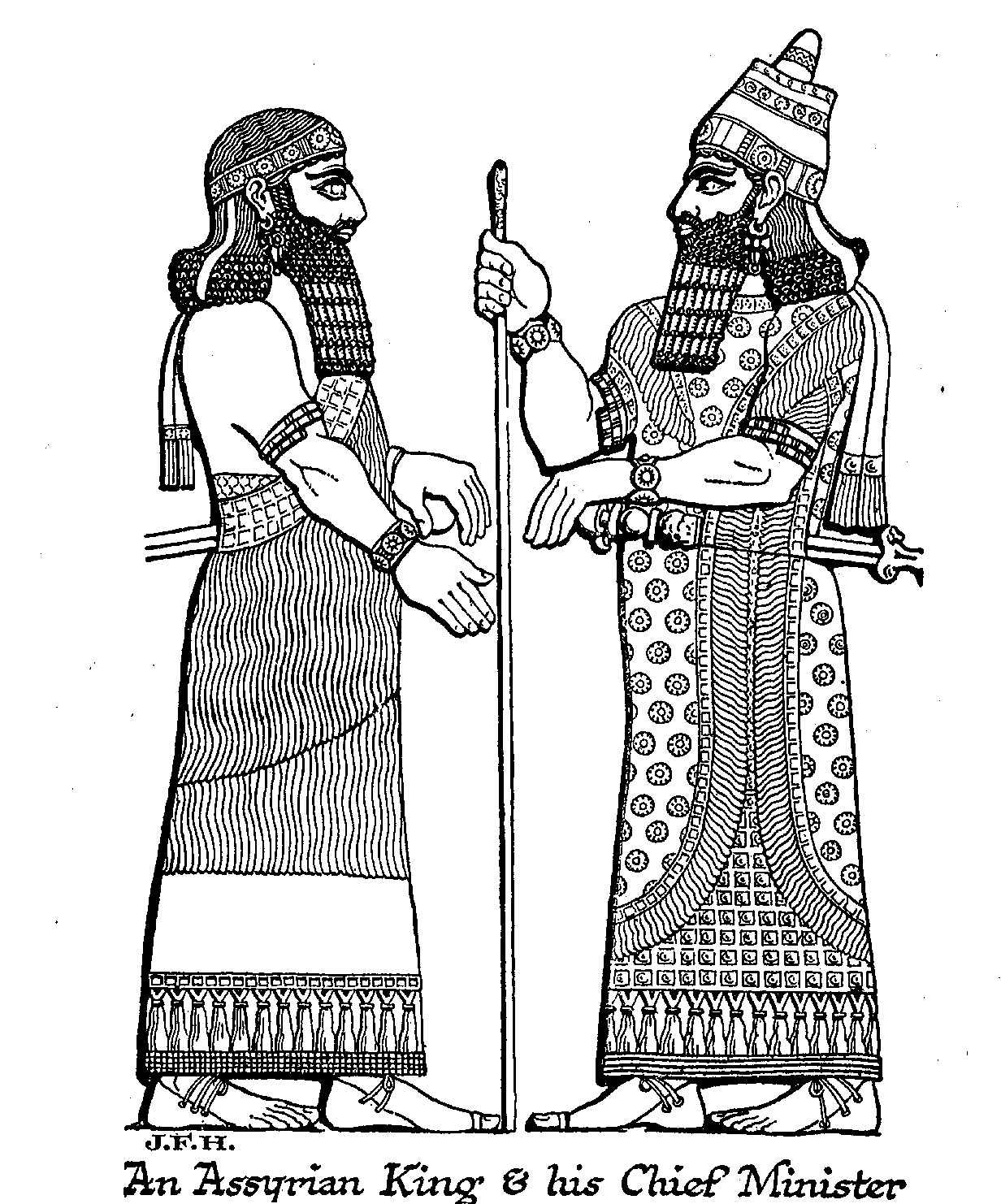 17 4 Kings Against Priests