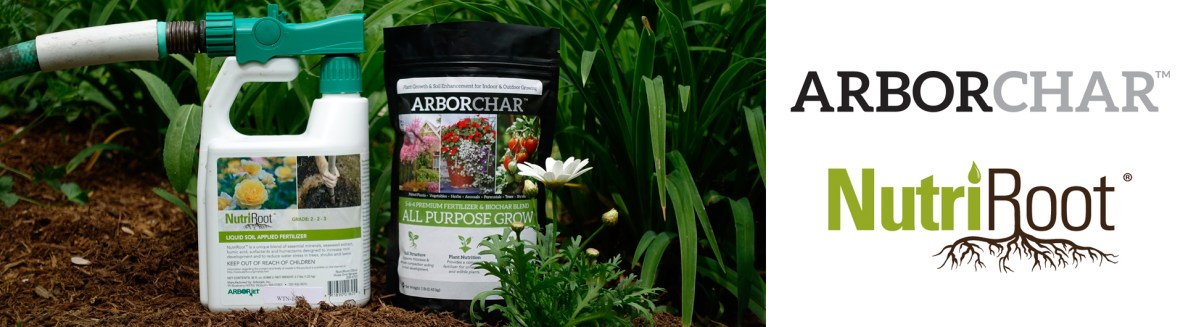 Successful Planting with NutriRoot® & ArborChar™