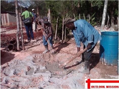 CONSTRUCCIÓN EN NUEVA ROSA
