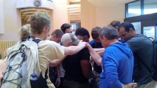 Priez la mission