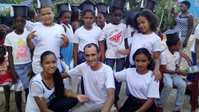 Graduation's Big Adventure Billy Graham Children's Ministry of La Colonia