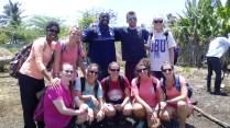 Missionary experience in Las Cuatro Bocas.