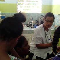 Doctor Lesly Perez